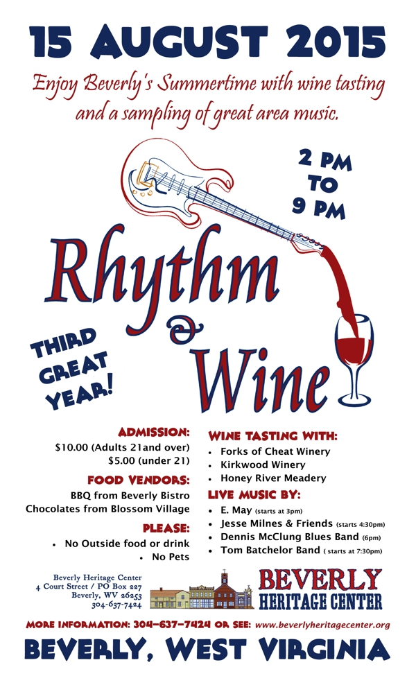 Rhythym and Wine 2015